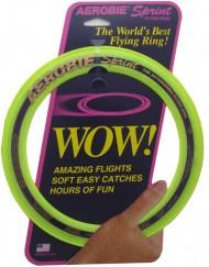 Aerobie Sprint A10 Frisbee Yellow