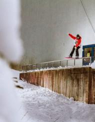 Heren snowboardschoenen