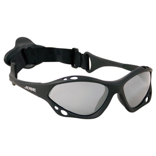Jobe Knox Floatable Glasses Black Rubber Polarized