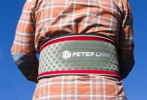 peter lynn backstrap