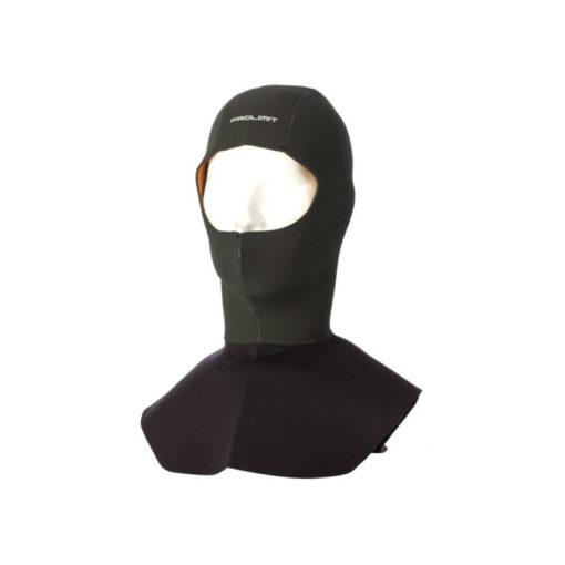 Neopreen Hood with collar