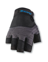 Dakine Half Finger Sailing Gloves Black