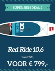 Red Ride 10'6'' x 32''