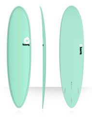 "Torq MOD FUN - 7'2"" Sea Green"