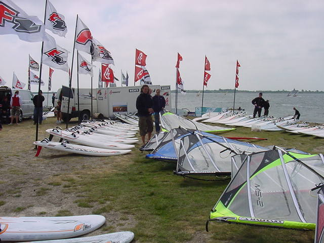windsurftestdag