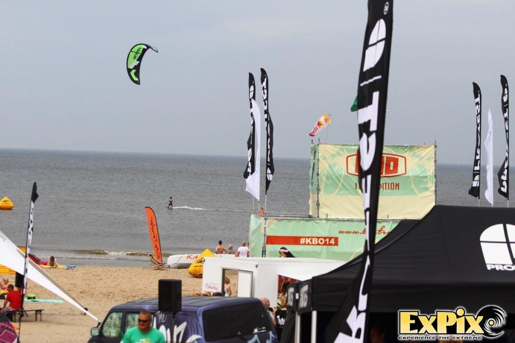 kiteboard open