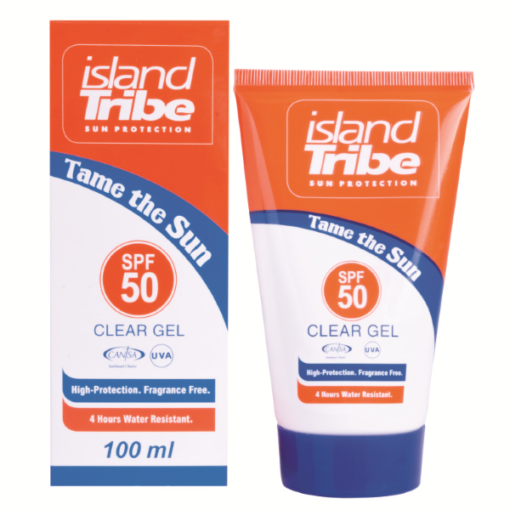 Island Tribe SPF 50 Gel 50 ml