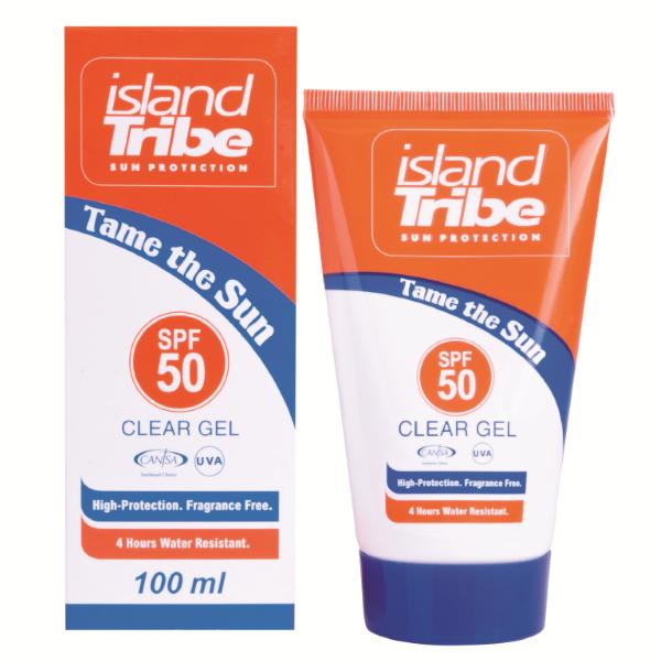 Island Tribe SPF 50 Gel 50 ml