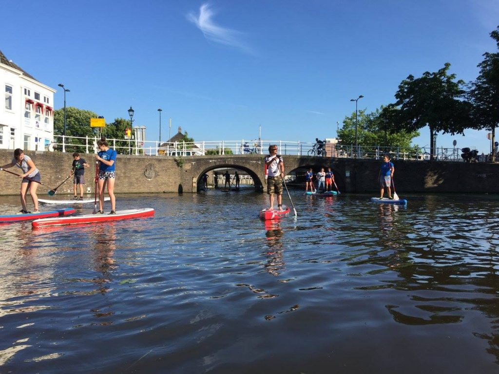 Siem's Friday Night SUP 2018