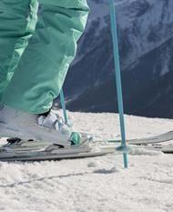 Dames skischoenen