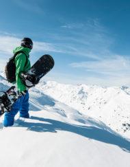 Complete snowboardsets