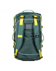 The North Face Basecamp Duffel Bag L Green/Yellow