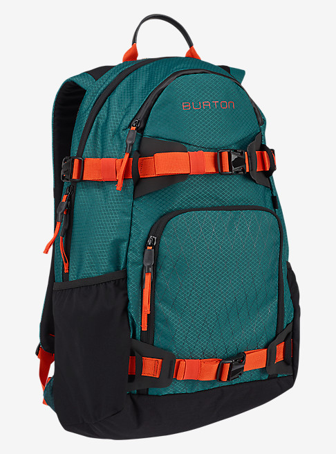 Burton Rider's 25L Backpack 2.0 Dark Tide Ripstop