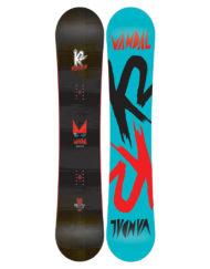 K2 Vandal Wide Youth 145 + binding