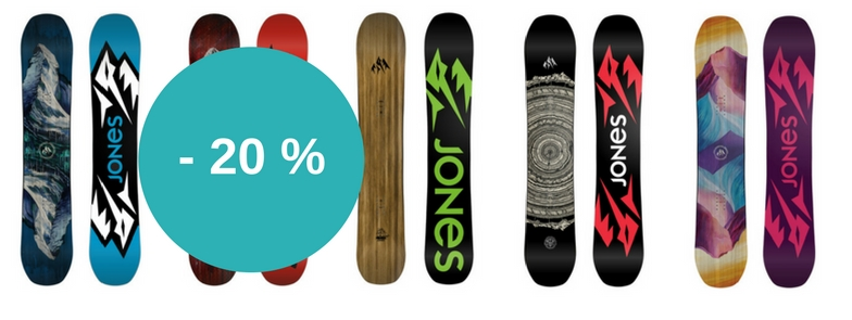 jones snowboards sale