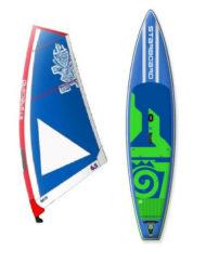 Starboard Blend Zen WindSUP 11'2'' Inflatable + Waterman tuigage