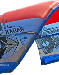 Cabrinha Radar 10.0 Compleet + Cabrinha Spectrum 140x42