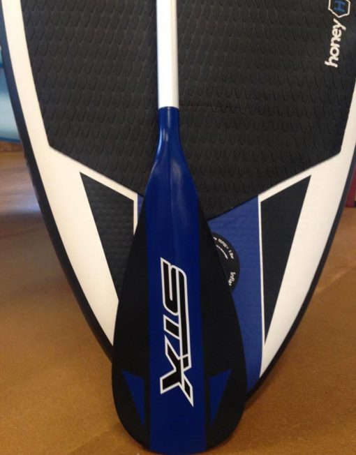 STX inflatable SUP 10.6
