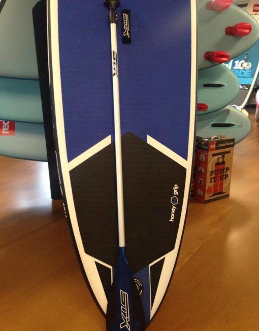 STX inflatable WindSUP 11.6