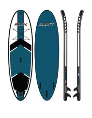 STX inflatable SUP 11.6