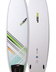 NSP Surf Funboard 7'2''