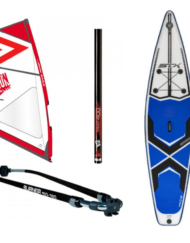 "STX WindSUP Tourer 11'6"" x 32"" + GUNSAILS Tuigage"