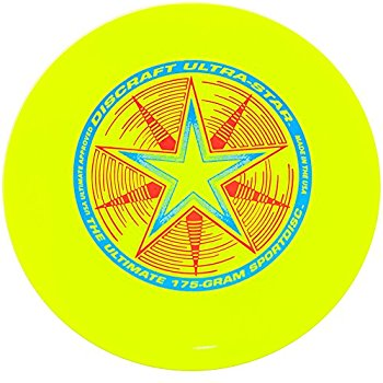 Discraft Ultra-Star 175 Yellow