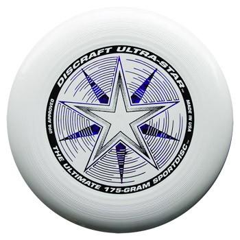 Discraft Ultra-Star 175 White