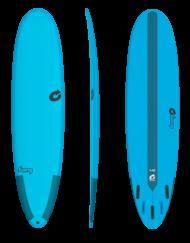 Torq Tec M2 - 7'2'' Blue