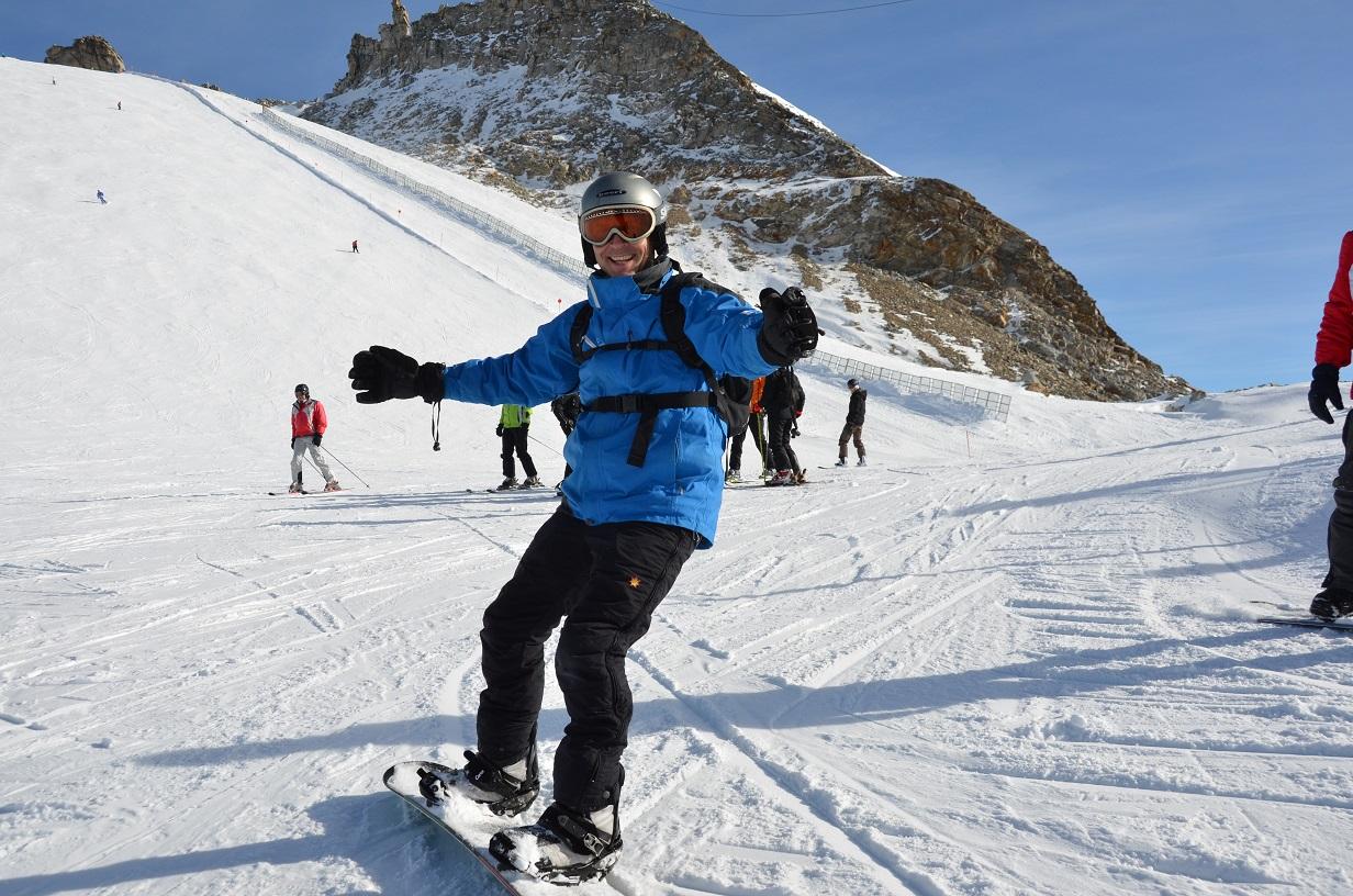 SIEM's Wintersport Testreis