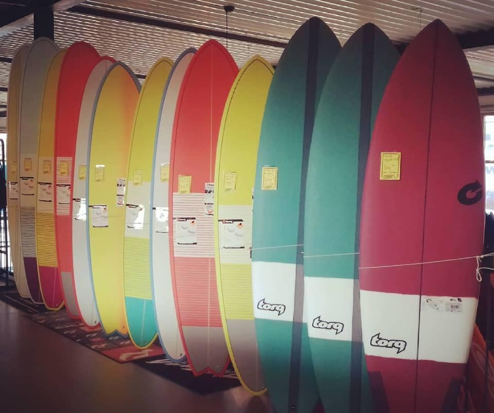 TORQ SURFBOARDS