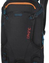 Dakine Heli Pack 12L Backpack Black Ripstop