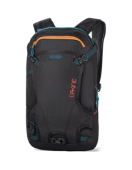 Dakine Heli Pack 12L Backpack Black Ripstop
