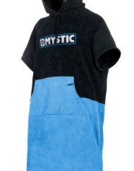 Mystic Poncho Regular Blue
