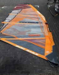 2e hands windsurfzeilen