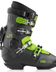 Deeluxe Track 425 Pro Black/Green