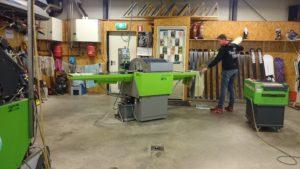 onderhoud snowboards