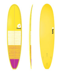 Torq MINI LONG - 8'0'' Lines Girls