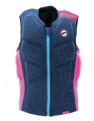 Prolimit PG Stretch Vest XF Half Padded FZ WMS