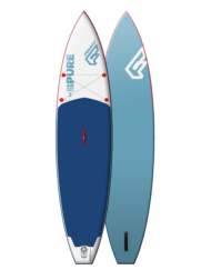 Fanatic Pure Air Touring 11'6'' x 31'' incl. Peddel