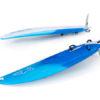 Starboard Go Windsurfer 195 3DX + Gun Stream tuigage