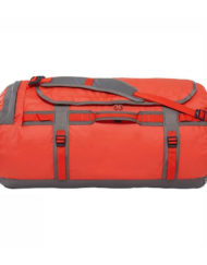 The North Face Basecamp Duffel Bag L Orange