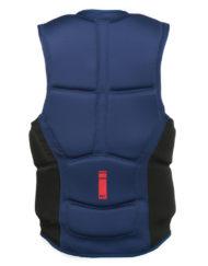 Prolimit Slider Vest Full Padded FZ Black/Red