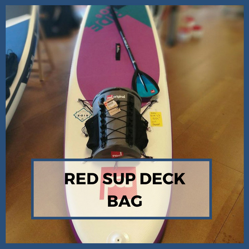 RED SUP DECK BAG