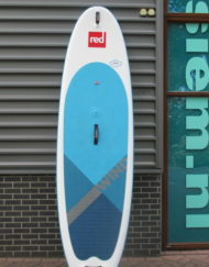 Red Ride 10'7'' WindSUP + middenvin (2e hands)