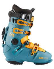 Deeluxe Track 425 Pro Blue/Yellow