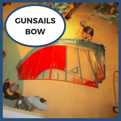 GUNSAILS BOW