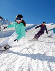Dames ski's
