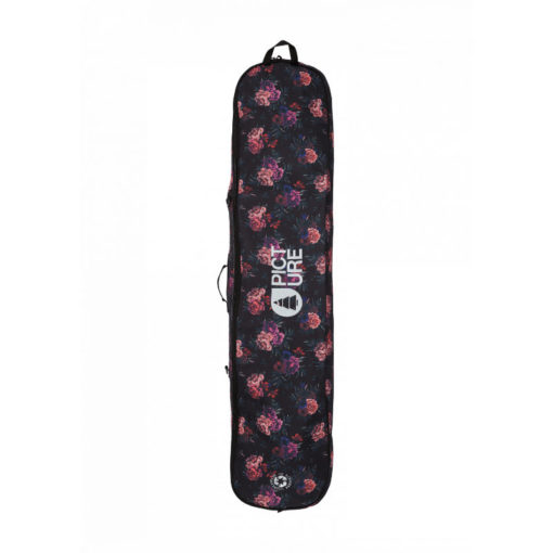 Picture Snowboard Bag Flower
