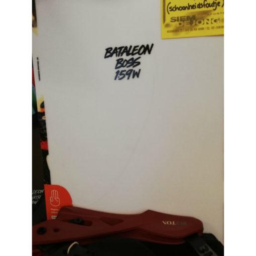 Bataleon Boss 3BT + Burton Mission binding